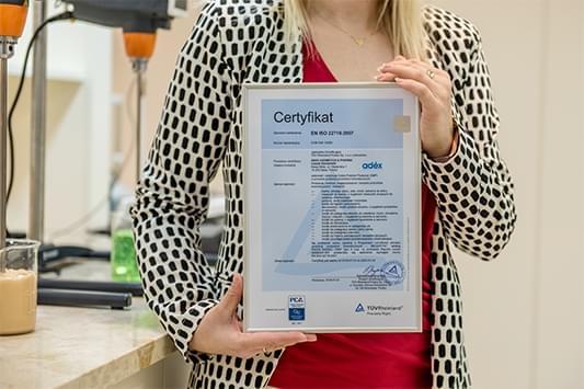 Czym jest ISO 22716?