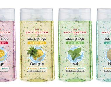 Nowa linia kosmetyków, która wspiera skórę w obliczu wzmożonej dezynfekcji